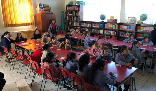 Día Mundial del Agua en Colegio Luis Cruz Martínez
