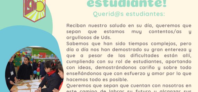 11 de Mayo : Día del Estudiante.