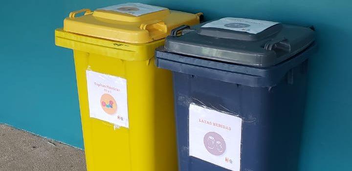 Nuevos residuos a incorporar en nuestro Punto Verde