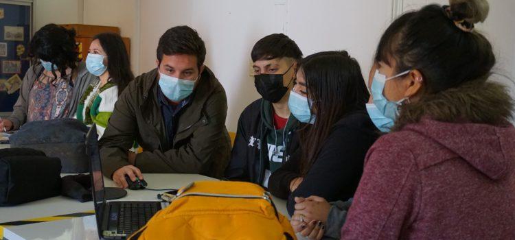 Participación Estudiantes LCM en COP26